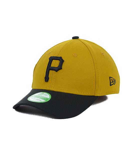 best website 565a8 53130 ... New Era Pittsburgh Pirates Team Classic 39THIRTY Kids  Cap or Toddlers   ...