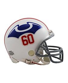 New England Patriots NFL Mini Helmet