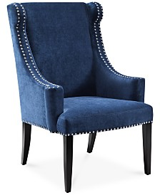 Gwen Accent Chair, Quick Ship