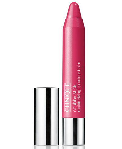 Clinique Chubby Stick Moisturizing Lip Colour Balm in Mighty Mimosa