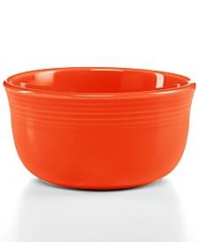 Fiesta Poppy  28-oz. Gusto Bowl