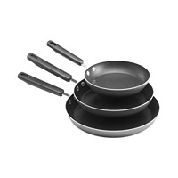 Deals on Farberware Nonstick Set of 3 Nonstick Fry Pans