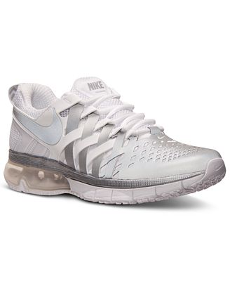 nike men s fingertrap air max training sneakers from finish line
