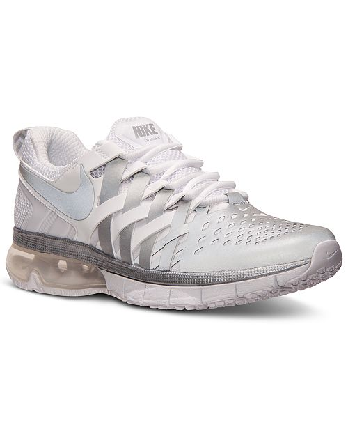 size 40 c2616 0cbe7 Nike Men s Fingertrap Air Max Training Sneakers from Finish ...