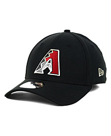 New Era Arizona Diamondbacks MLB Team Classic 39THIRTY Stretch-Fitted Cap
