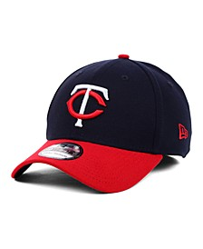 Minnesota Twins MLB Team Classic 39THIRTY Stretch-Fitted Cap
