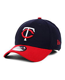 New Era Minnesota Twins MLB Team Classic 39THIRTY Stretch-Fitted Cap