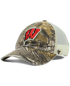 '47 Brand Wisconsin Badgers NCAA Closer Cap