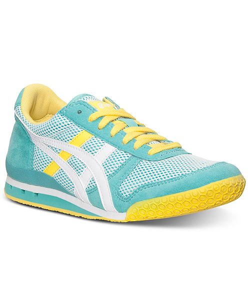 17a1168a3 ... Finish Line  Asics Women s Ultimate 81 Casual Sneakers from Finish ...