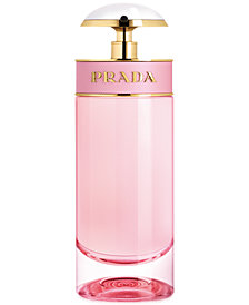 Prada Candy Florale Eau de Toilette Spray, 2.7 oz.