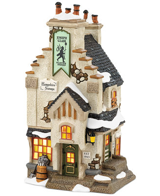 Department 56 dickens 39 village hampshire sweeps house for Department 56 dickens village most valuable