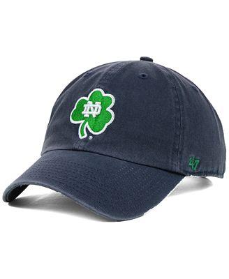 '47 Brand Notre Dame Fighting Irish Clean-Up Cap