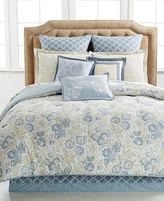 Martha Stewart Villa Fields Comforter Sets