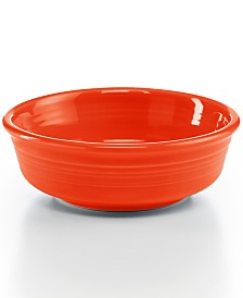 Fiesta Poppy 14 oz. Small Bowl