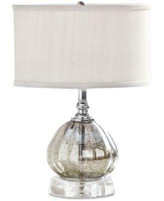 Regina Andrew Design Mercury Glass Clove Table L&  sc 1 st  Macyu0027s & Regina Andrew Design Mercury Glass Clove Table Lamp - Lighting ... azcodes.com