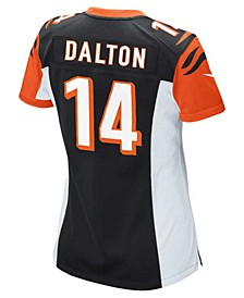 Women's Andy Dalton Cincinnati Bengals Game Jersey