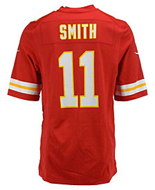 Nike Men's Alex Smith Kansas City Chiefs Game Jersey