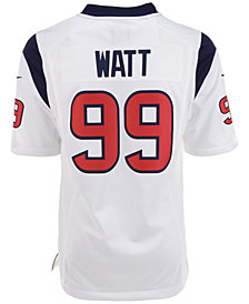 Nike Men's J.J. Watt Houston Texans Limited Jersey