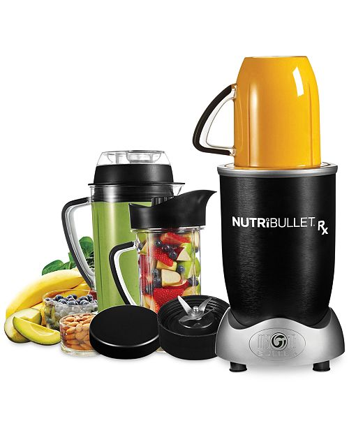 NutriBullet RX 1700W 45oz Food/Juice Blender