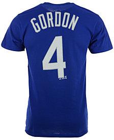 Majestic Men's Short-Sleeve Alex Gordon Kansas City Royals Player T-Shirt