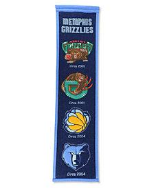 Winning Streak Memphis Grizzlies Heritage Banner