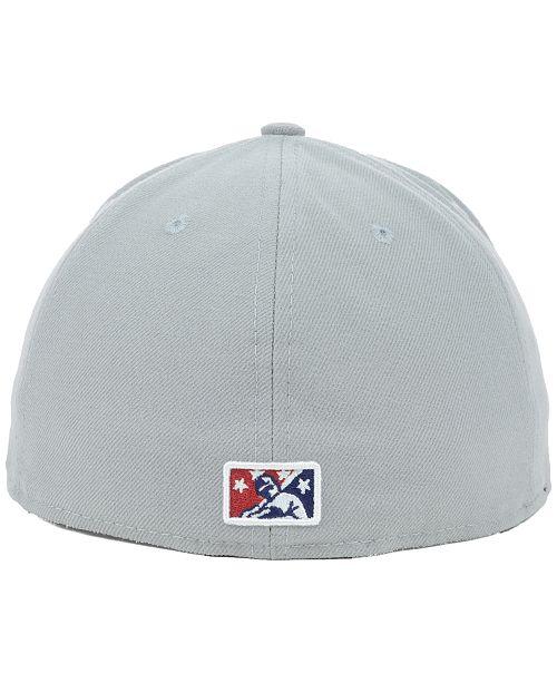 New Era Lehigh Valley IronPigs MiLB 59FIFTY Cap - Sports Fan Shop By ... 9ff38deedc04