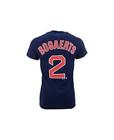 Majestic Men's Short-Sleeve Xander Bogaerts Boston Red Sox T-Shirt