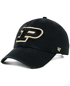 '47 Brand Purdue Boilermakers NCAA Clean-Up Cap