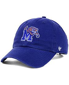 '47 Brand Memphis Tigers NCAA Clean-Up Cap
