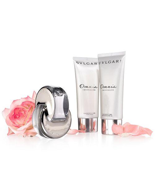 BVLGARI Omnia Crystalline for Women Perfume Collection