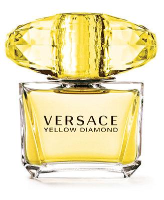 Versace Yellow Diamond Eau De Toilette 3 Oz Shop All