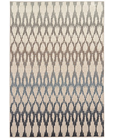"CLOSEOUT! Oriental Weavers Warren Cove WC1H Cannon 1'10"" x 7'3"" Runner Rug"
