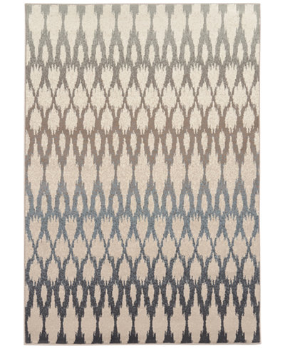 CLOSEOUT! Oriental Weavers Warren Cove WC1H Cannon 1'10