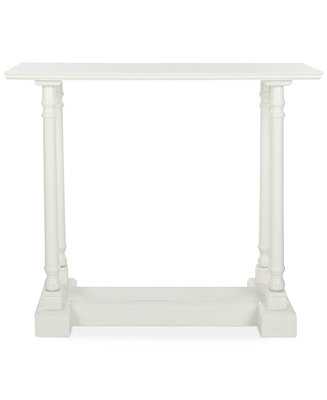 Hannah Console Table Quick Ship Furniture Macy S