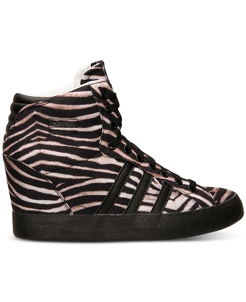 on sale b09e5 8cda0 Women s Basket Profi Up Casual Sneakers from Finish Line