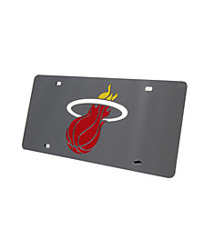 Rico Industries Miami Heat Laser Tag License Plate