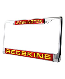 Washington Redskins License Plate Frame