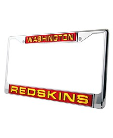 Rico Industries Washington Redskins License Plate Frame