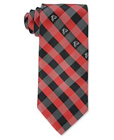 Atlanta Falcons Checked Tie