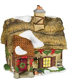 Dicken's Village Hollyberry Cottage Collectible Figurine