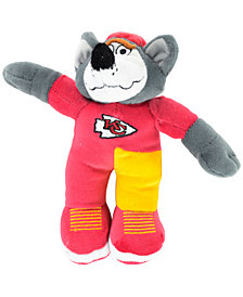 Forever Collectibles Kansas City Chiefs 8-Inch Plush Mascot