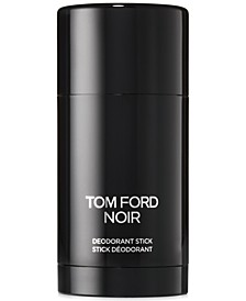 Noir Men's Deodorant Stick, 2.6 oz