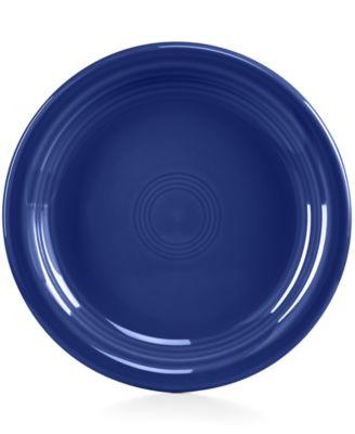 Cobalt Appetizer Plate