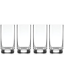 Lenox Tuscany Classics Highball Glasses, Set of 4