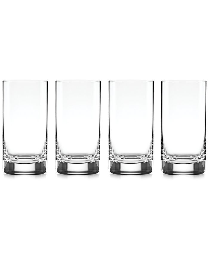 Lenox - Tuscany Classics Hiball Glasses, Set of 4