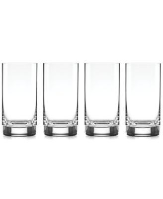 lenox tuscany classics highball glasses set of 4 - Highball Glasses
