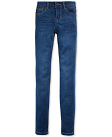 "Celebrity Pink Big Girls 27"" Super-Soft Denim Skinny Jeans"