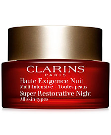Clarins Super Restorative Night Cream, 1.6 oz