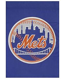 New York Mets Garden Flag