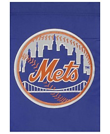 Party Animal New York Mets Garden Flag